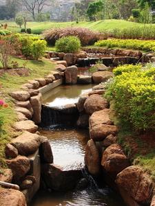 Pu La Deshpande Garden Water