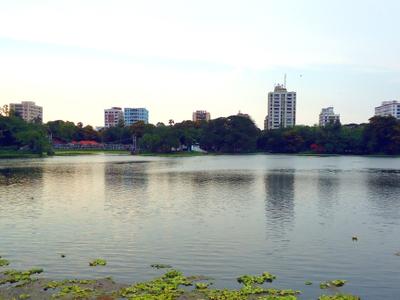 Rabindra  Sarovar View