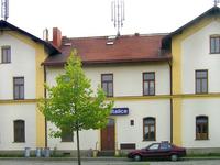 Praha-Satalice Railway Station