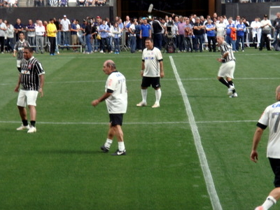 Match At Arena Corinthians