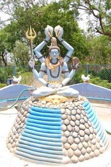 Sivodyanavanam Near Sivalayam At Uphill
