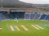 Maharashtra Cricket Association Cricket Stadium