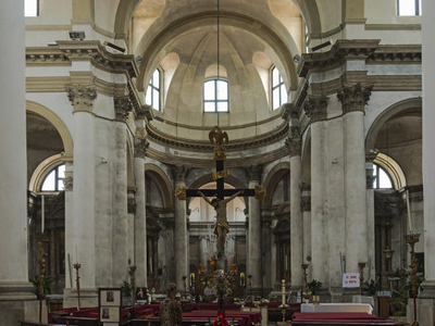 San Geremia Interior