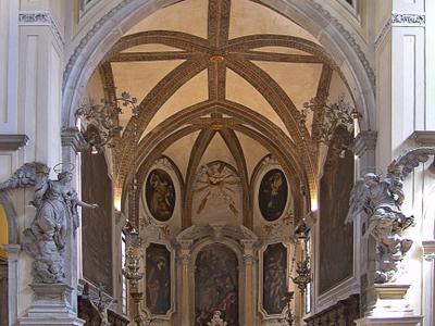 San Giovanni Evangelista Interior