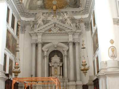 Interior Of San Stae