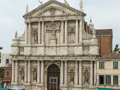 Santa Maria Di Nazareth, Known As Chiesa Degli Scalzi