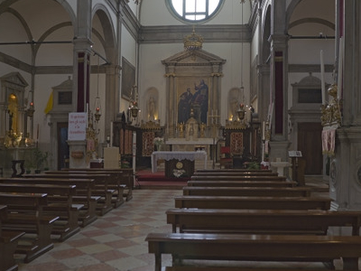 Sant Felice Interior