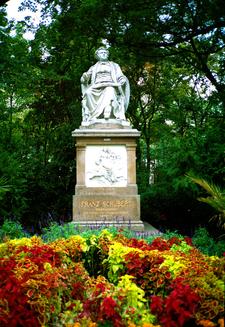 Franz Schubert Monument