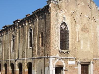 Scuola Vecchia Della Misericordia