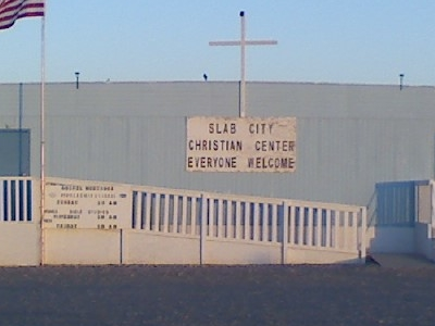 Slab City Christian Center