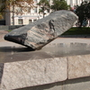 The Solovetsky Stone In Moscow