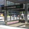 Consolação Station Outside