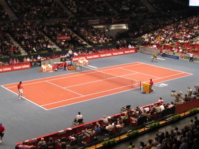 Hall D - BA-TennisTrophy 2008