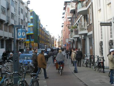 The Sint Antoniesbreestraat
