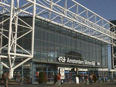 Amsterdam Sloterdijk Railway Station