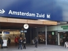 Amsterdam Zuid Railway Station