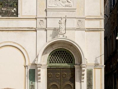St George's Church Entrance
