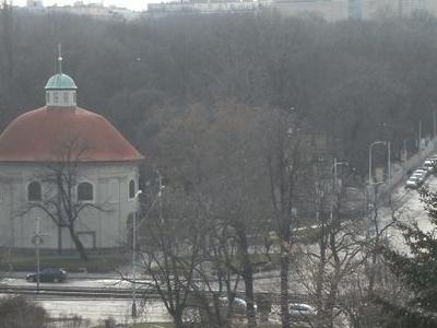 Church Of Saint Roch From Holy Cross Hill
