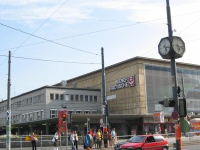 Wien Südbahnhof