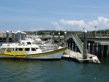 Wuci Fishery Harbor