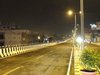 Telugu Talli Flyover At Night