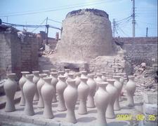 Terracotta Vase Gujrat Pakistan