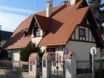 Trmal Villa In Strašnice