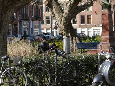Bellamyplein, Kinkerbuurt, Oud-West
