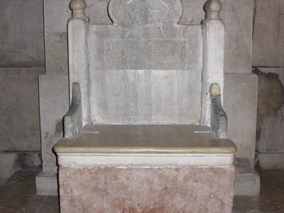 Throne Of St Peter