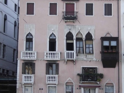 The Facade Of Palazzo Barbarigo-Minotto