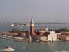 The Island Of San Giorgio Maggiore Is Home To The Cini Foundation