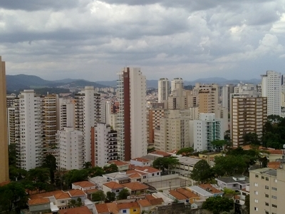 Skyline Of The Region