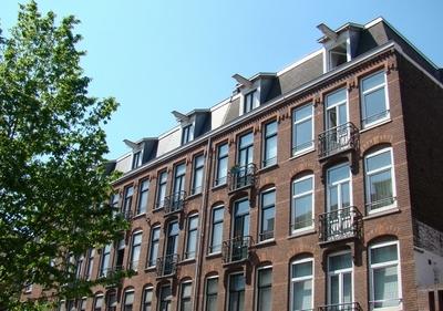 Revolutiebouw Architecture, Staatsliedenbuurt