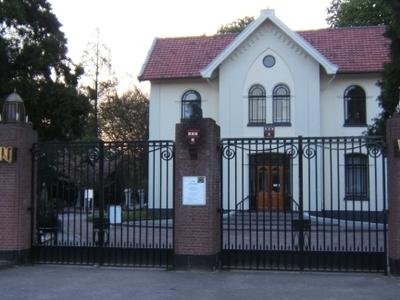Zorgvlied Entrance