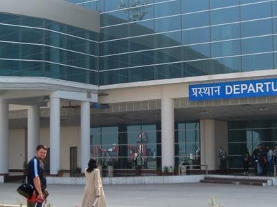 Airports In  Uttar  Pradesh  Varanasi  Departure  Terminal