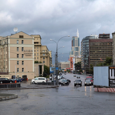 Academician Sakharov Avenue