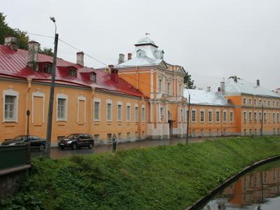Alexander Nevsky Lavra