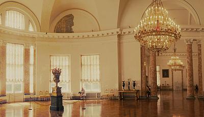 The Semi-Circular Hall