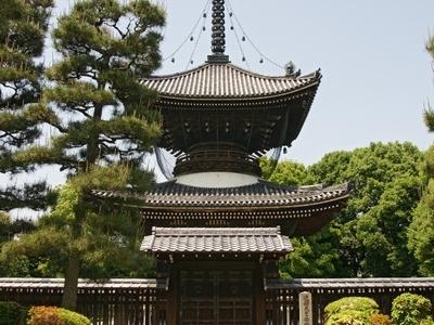 Grave Of Emperor Konoe
