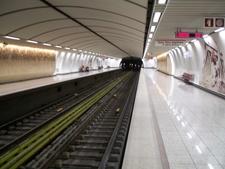 Akropoli Metro Station