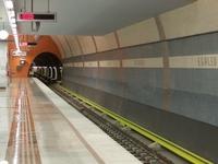 Egaleo Metro Station