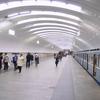 Babushkinskaya Metro Station