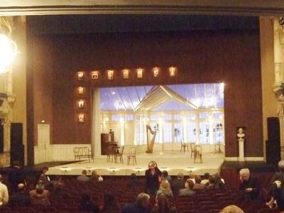 The Main Scene And Auditorium Of BDT