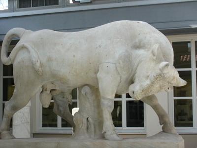 Dionysios Of Kollitos Bull
