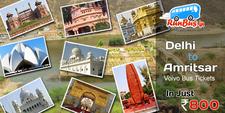 Delhi To Amritsar1