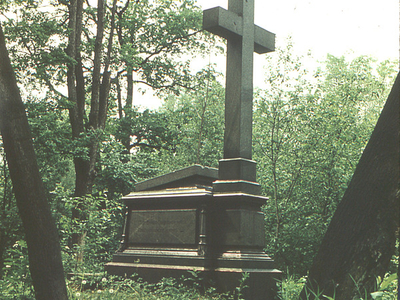 The Grave Of Karl Nesselrode