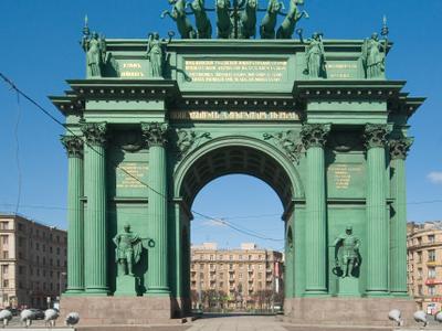 Narva Triumphal Gate