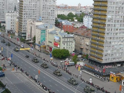May 9 Parade In 2008
