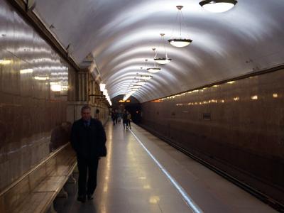Elektrozavodskaya Station