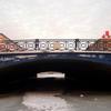 The Blue Bridge Is The Widest Bridge In Saint Petersburg